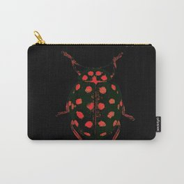 Insecte rouge et noir colors fashion Jacob's Paris Carry-All Pouch