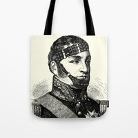 bdsm Tote Bags featuring BDSM XXII by DIVIDUS