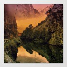 Picos d'Europa, Spain Canvas Print