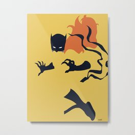 Trish Walker Metal Print