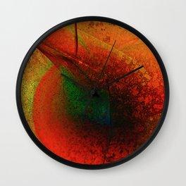 Oran by Jean-François Dupuis Wall Clock