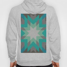 American Native Pattern No. 207 Hoody
