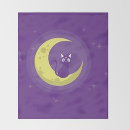 Luna Throw Blanket