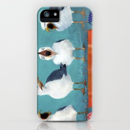 Gaviotas iPhone Case