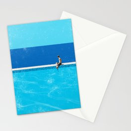 Pool 6 Stationery Cards