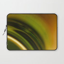 Green and Orange Laptop Sleeve