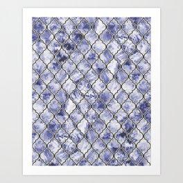 Pattern #41 Art Print