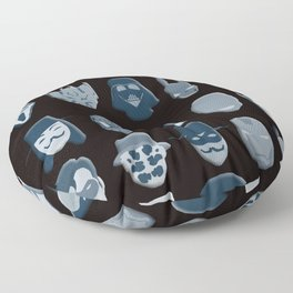 Pick Your Disguise Floor Pillow