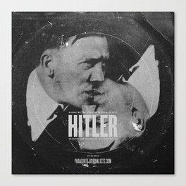 Parachute Journalists - Hitler Canvas Print