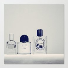 the scent ver.beige Canvas Print