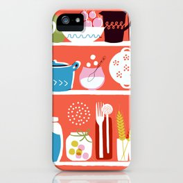 Let's Cook! iPhone Case