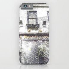 The Mayflower Pub London Snow iPhone 6s Slim Case