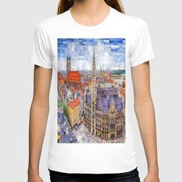 Munich Cityscape T-shirt