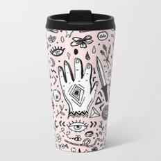 Alchemy (rose) Metal Travel Mug