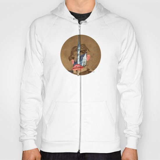 King Lui XL Collage Hoody