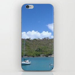 Boats  iPhone Skin