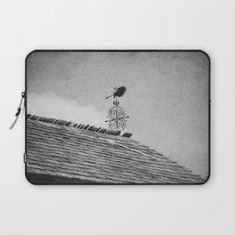 Rural Country Weathervane Laptop Sleeve