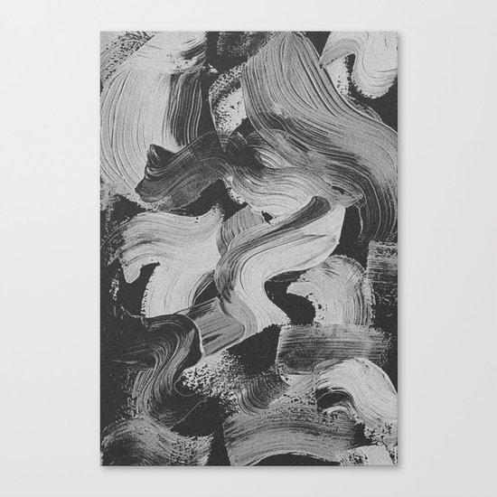 CURVY Canvas Print
