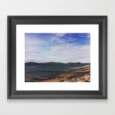 Ring of Kerry Shores Framed Art Print