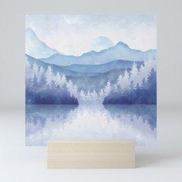 Winter Atmosphere 1:1 Mini Art Print