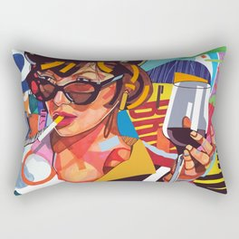 Cigarettes are Cool Rectangular Pillow