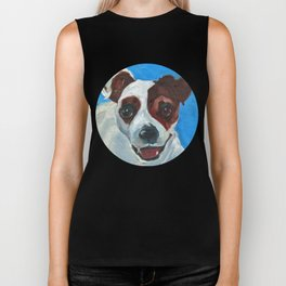 Buster the Pup Biker Tank
