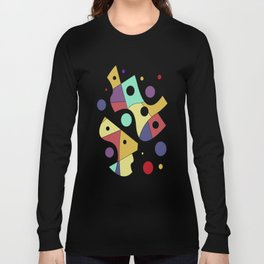 Abstract #220 Long Sleeve T-shirt