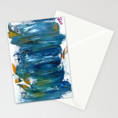 Untitled Abstract #3 Stationery Cards