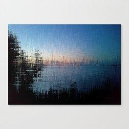 Superior Morning Canvas Print