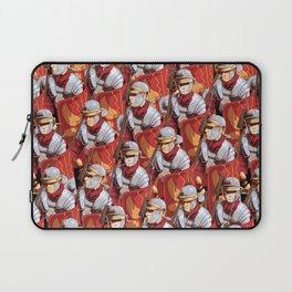Roman Legionary Pattern Laptop Sleeve