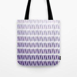 Tee Pee Gradient Ultra Violet Tote Bag