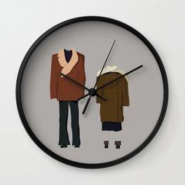 Harold + Maude Wall Clock