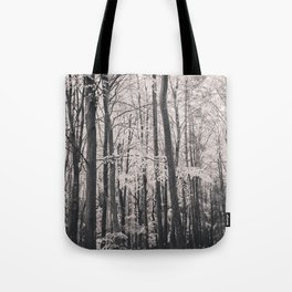 Deep in Woodland Tote Bag