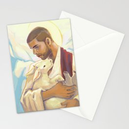 just hold on, we're going home Stationery Cards