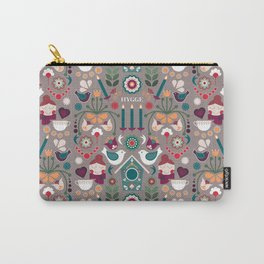 Hygge Home Happy Home Carry-All Pouch