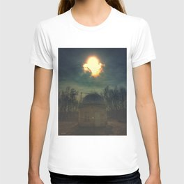 little old observatory T-shirt