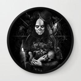 Voodoo Lady Wall Clock