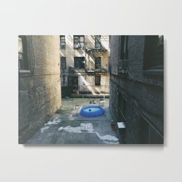 Find Happiness Metal Print