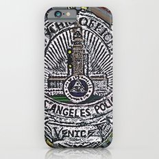 LAPD Psychic Officer  iPhone 6s Slim Case