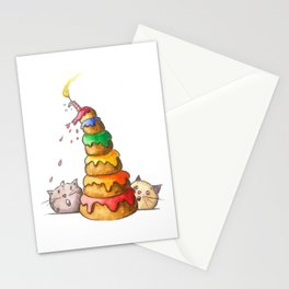Happy Birthday! Stationery Cards