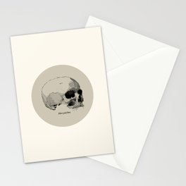 Mors Pulchra II Stationery Cards