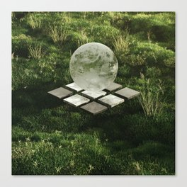 Torrential - 20180518 Canvas Print