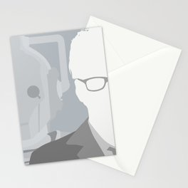 """Doctor Who 50th Anniversary Posters - """"The 10th Doctor"""" Stationery Cards"""