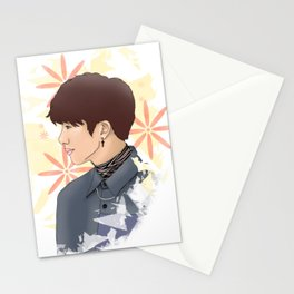 Hyungwon from Monsta X Stationery Cards