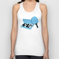 forrest gump Tank Tops featuring Forrest Gump by FilmsQuiz