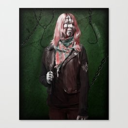 Ghoulish Glamour - The Hellraiser Canvas Print