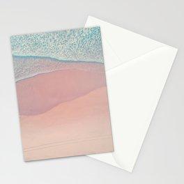 Flamingo milk Stationery Cards
