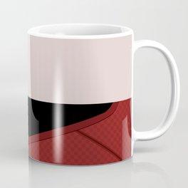 Scotty - Minimalist Star Trek 2009 Into Darkness Reboot AOS - Montgomery Scott  - Trektangle Coffee Mug