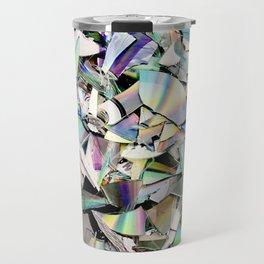 CDs Crushed Travel Mug