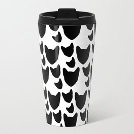 BX Feral Cat Care - Jackson's Face Pattern Travel Mug